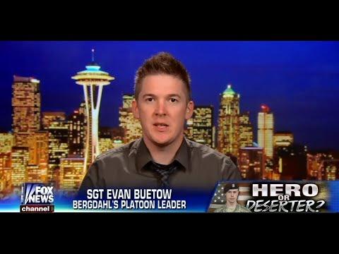 • Platoon Leader Says Bergdahl Sought Taliban • Hannity • 6/4/14 •