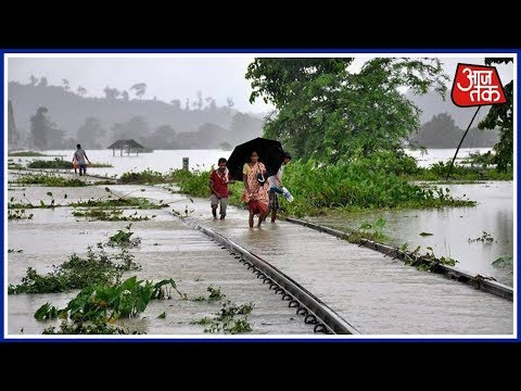Bihar Floods: Death Toll Climbs To 56, More Than 69 Lakh People Affected