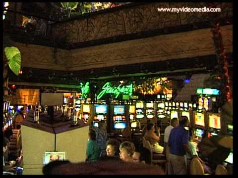 Sun City, The Casinos - South Africa Travel Channel