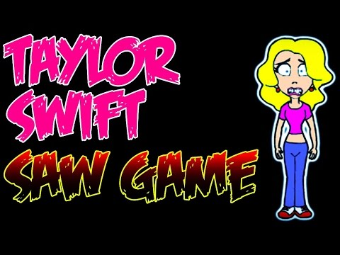 Taylor Swift Saw Game / walkthrough Gameplay Solución Divertida XD