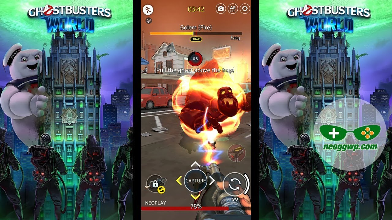 Ghost Busters Games Online
