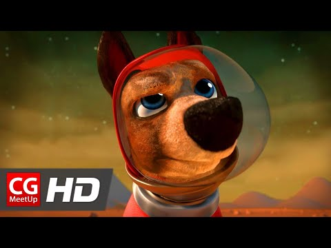 "CGI Animated Short Film ""Laika and Rover"" by Lauren Mayhew 