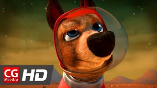 "CGI Animated Short Film ""Laika and Rover Short Film"" by Lauren Mayhew"