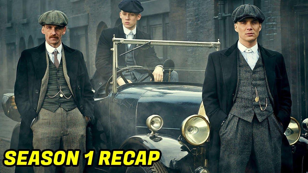 Download Peaky Blinders Season 1 Recap | Hindi