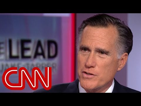 Mitt Romney details what bothers him about Trump