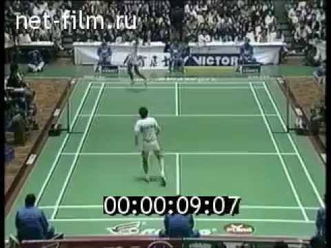 1987 Taiwan Badminton-Misbun Sidek vs Park Joo Bong