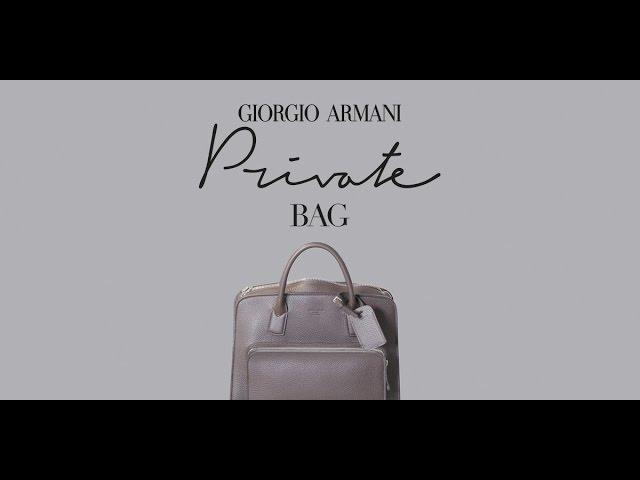 Giorgio Armani - Private Bag