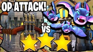 THIS STRATEGY IS WRECKING TH11 & TH12! - Bat Slap Strategy Guide - Clash of Clans