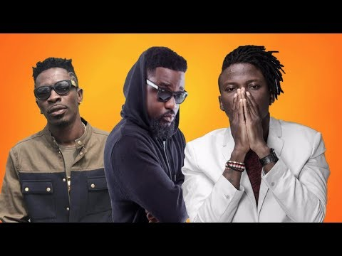 New Ghana Hiplife Afrobeats Party MIX 2017, New Year 2018