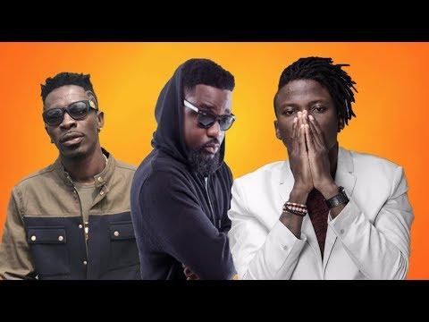 New Ghana Hiplife Afrobeats Party MIX 2017, New Year 2018