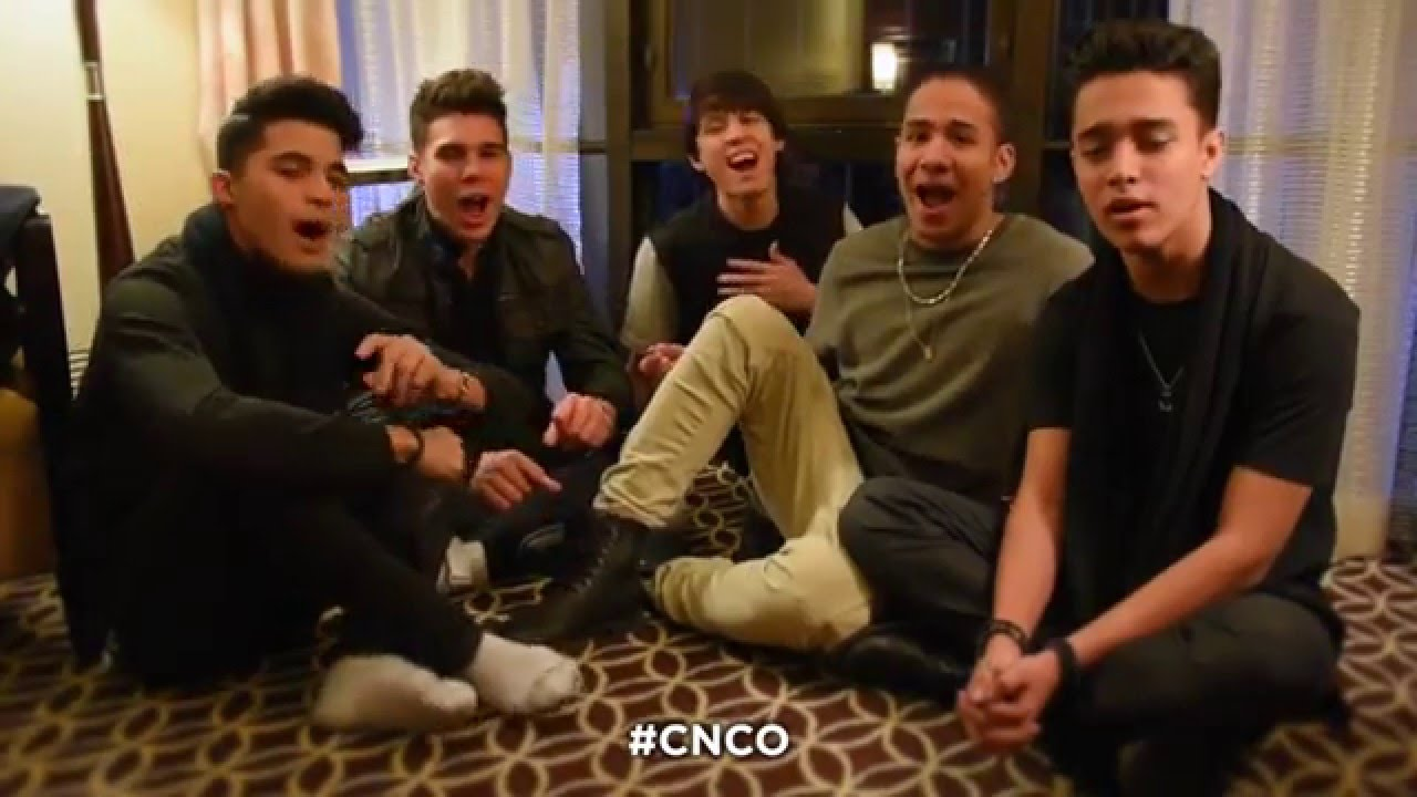 A New Boy Band Golden Age is Here: Enter CNCO - PAPER