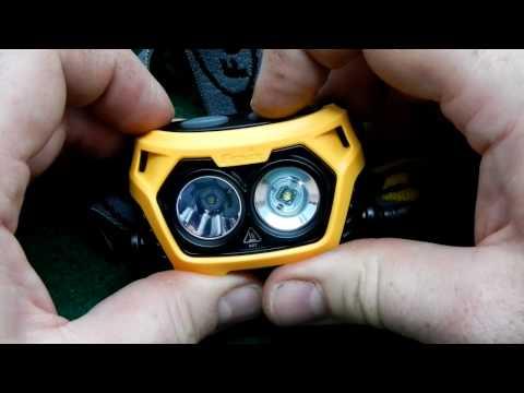 Fenix HP25 Dual Beam Headlamp- Initial Impressions