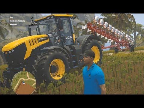 Pure Farming 2018 - JCB Fastrac 8330 - Open World Free Roam Gameplay (HD) [1080p60FPS]