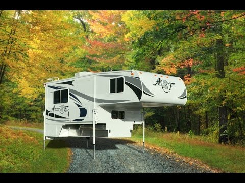 Beautiful Quick Tour Of The NEW Arctic Fox 1140 - YouTube