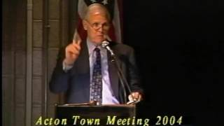 Town Meeting - April 1, 2004
