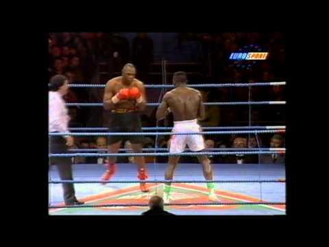 Herbie Hide vs. Michael Bentt  Top Rank Boxing 19.3.1994