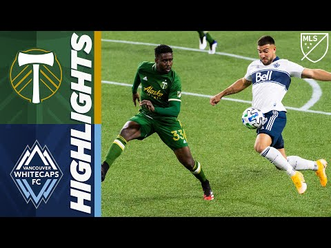 Portland Timbers Vancouver Whitecaps Goals And Highlights