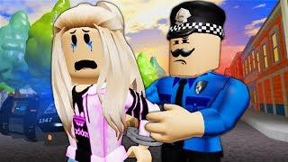 My Girlfriend Got Arrested: A Sad Roblox Movie