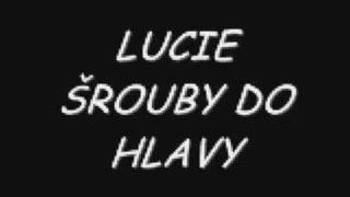 LUCIE Srouby do hlavy