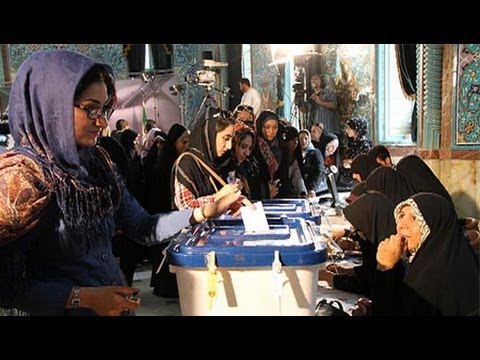 Six Candidates Square Off For Iranian Presidential Elections