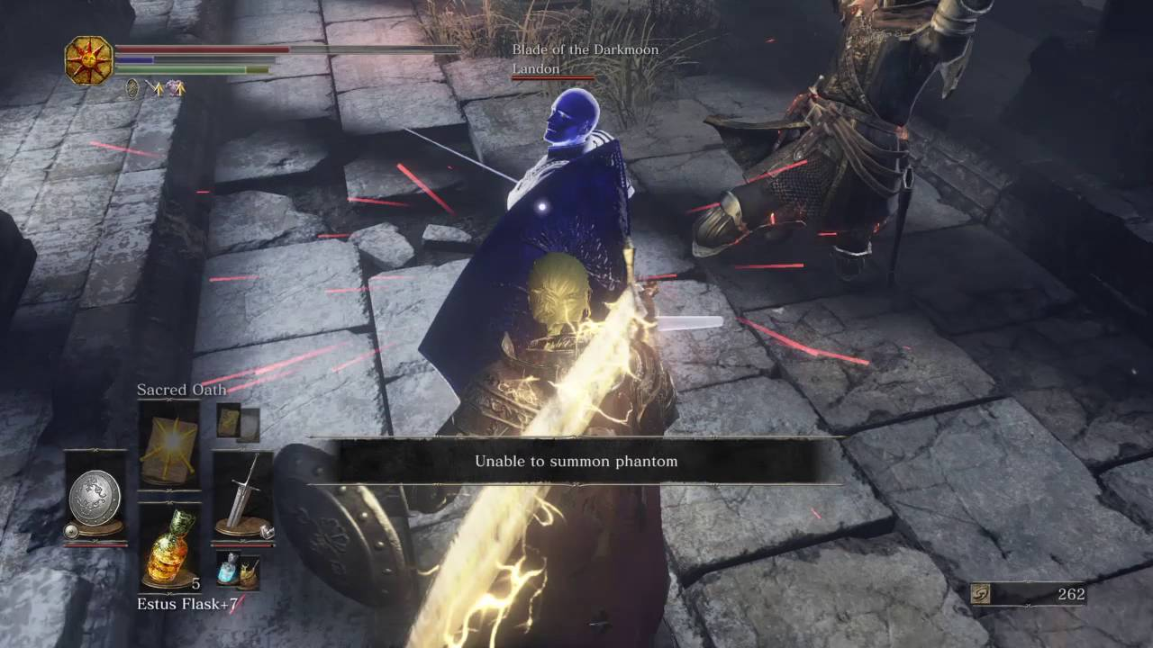 dark souls 3 phantom scaling