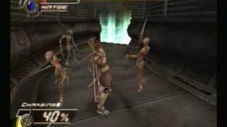 Seven Samurai 20XX  -Overture - Decendent Moon (Part 2/2)