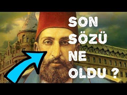 Sultan Abdülhamid Tahttan İndirilişi ve Ölümü