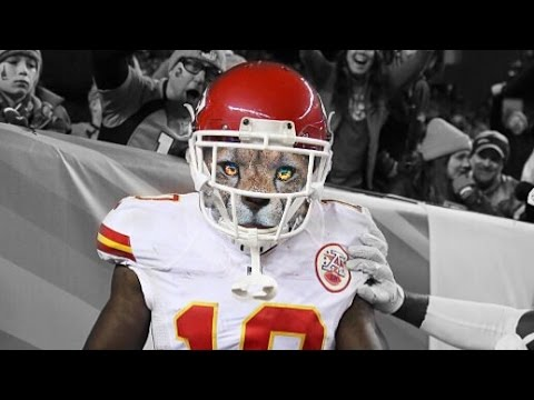 Tyreek Hill || Half Man, Half Cheetah || 2016 Kansas City ...