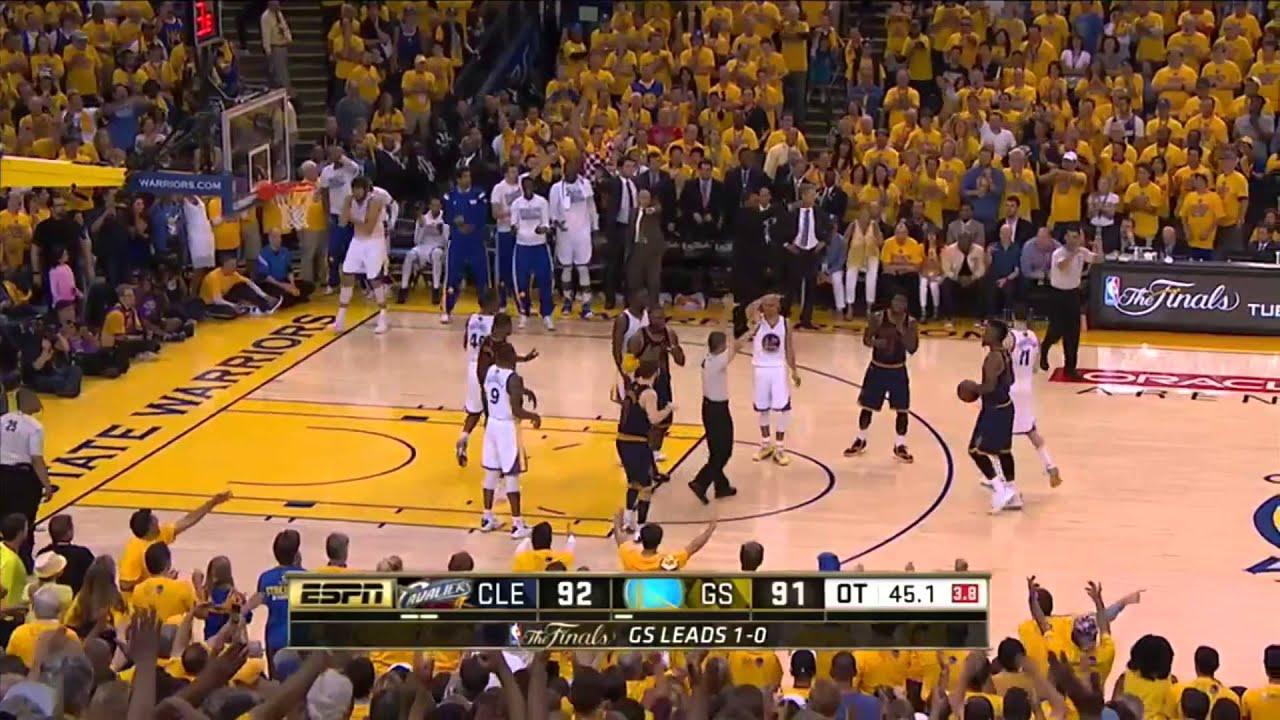 Обзор матча Кливленд – Голден Стэйт, Финал НБА, 6 матч
