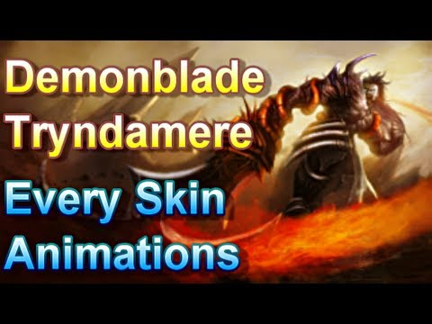 Will Demonblade Tryndamere Ever Get Reworked - Www imagez co
