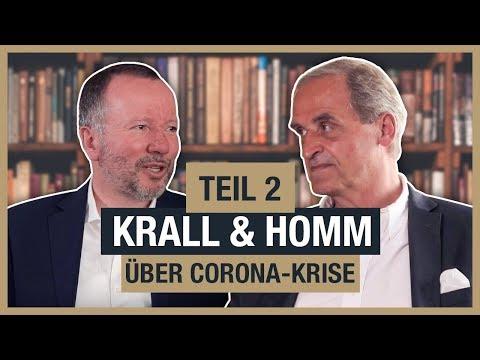 Markus Krall und Florian Homm im Gespräch: Geld sichern, Megacrash 2020, Krise