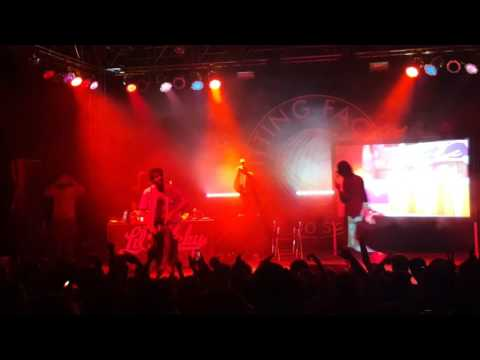 Lil Dicky - $ave Dat Money feat. Fetty Wap and Rich Homie Quan Live.