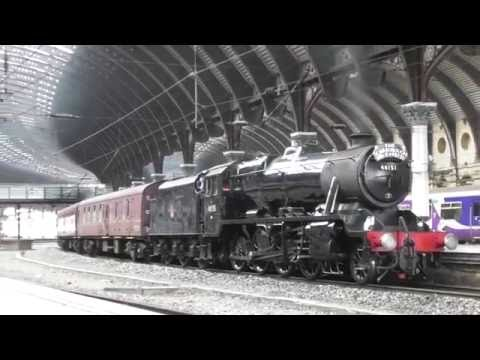 The Scarborough Spa Express -  York - LMS 8F No 48151 - 14th July 16