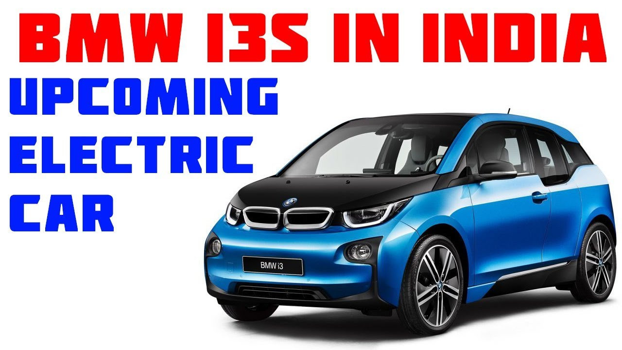 Bmw I3s In India Best Electric Car In India Youtube