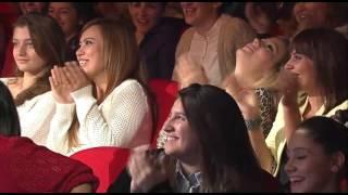 Yetenek Sizsiniz Türkiye - 3 Direkşın'ın Komedi Performansı Full ve Hd İzle