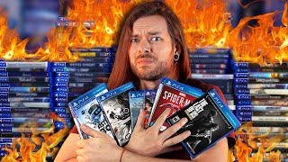 The 10 BEST PS4 Games I Can't Live Without!