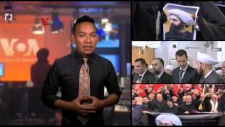 Reaksi AS terhadap Ketegangan Baru Arab Saudi dengan Iran - Liputan Berita VOA 5 Januari 2016