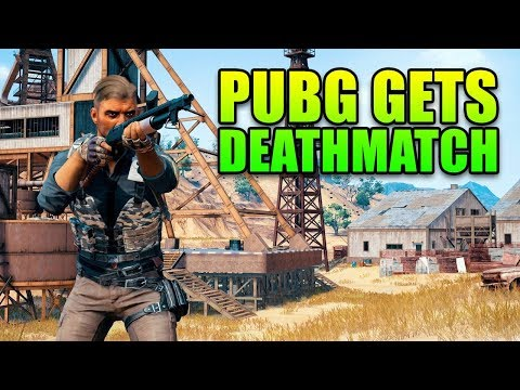 PUBG's New Deathmatch Mode  - This Week in Gaming | FPS News