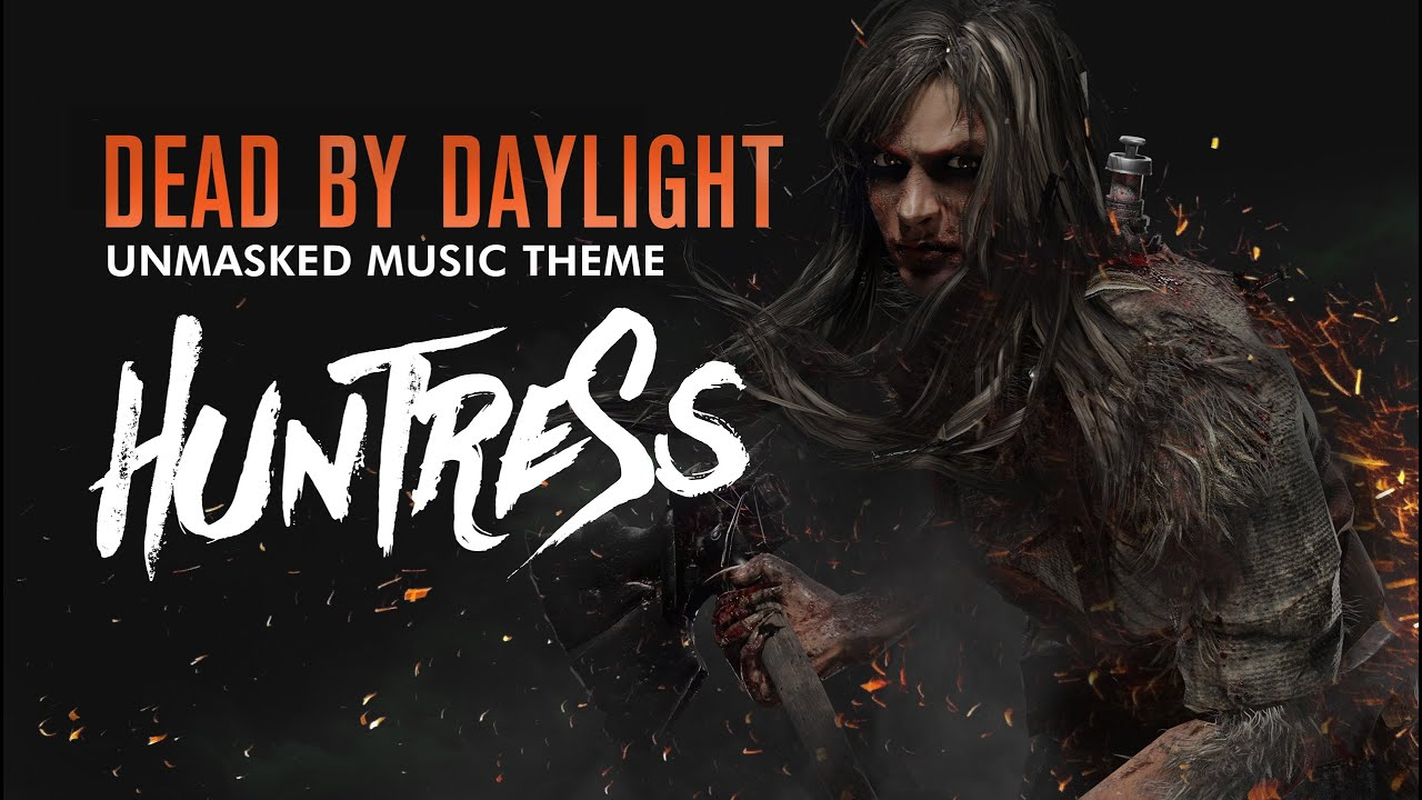 Huntress Skin Dead By Daylight Halloween 2020 Dead by Daylight Unmasked Theme : Huntress   YouTube