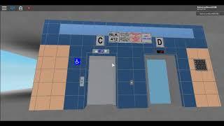 Block 412 ROBLOX HDB Elevators (Lift C & D)