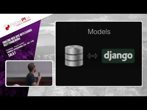 "PyCon PL 2014 ""Amazing Web APIs with Django REST Framework"" [EN]"