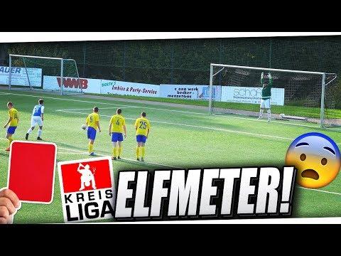 ELFMETER + ROTE Karte😱 Hartes Kreisliga DERBY vs Vizemeister🔥 ft Tore & Fails⚽ #ellingerjungs PMTV