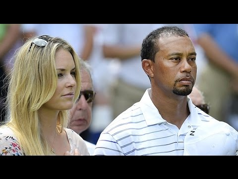 Tiger Woods On Lindsey Vonn Foundation Board After Breakup