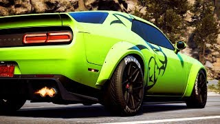 700+ HP DODGE CHALLENGER BUILD - Need for Speed: Payback - Part 73