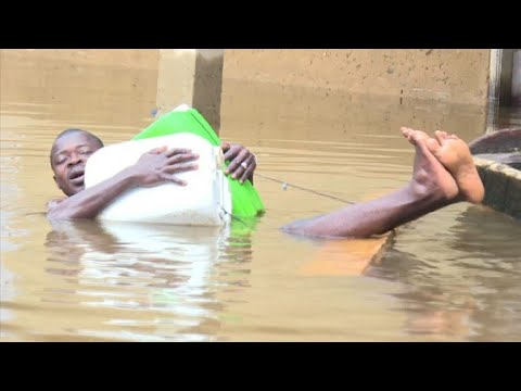 Ivory Coast flood hits Aboisso, forces hundreds to be evacuated