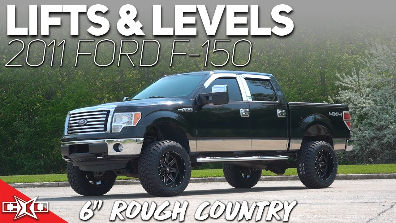 2012 Ford F 150 Moto Metal Mo993 Rough Country | Custom Offsets