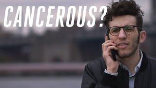 Do cellphones cause cancer?