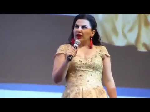 Dr Ruja Ignatova Aurum Gold Coin Onecoin Event Onecoin In Dubai 15 05 2015   YouTube 360p