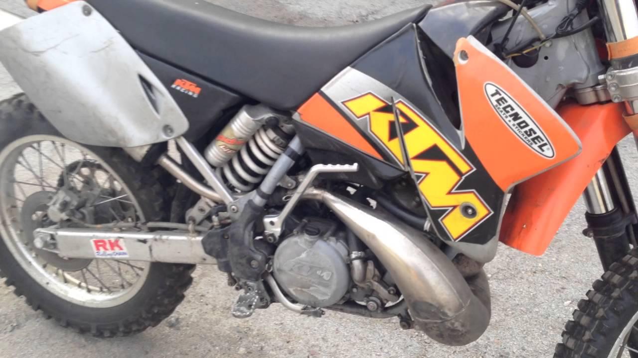 KTM EXC 250 1999