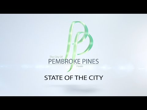 Pembroke Pines State of the City 2018